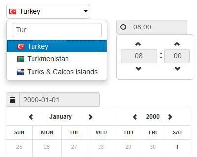 Bootstrap Form Helpers – Custom jQuery Plugins to Extend Bootstrap's Components