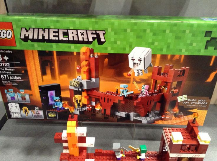 Christmas 2015 idea-lego minecraft new 2015 | LEGO Minecraft Summer 2015 Sets Revealed