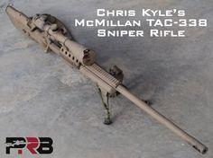 American Sniper Rifles: 5 of Chris Kyle's Favorite Sniper Rifles ...