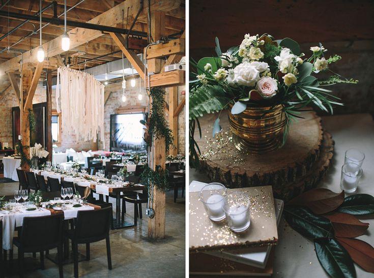 Distillery District Wedding held at Archeo Toronto | Brandon Scott Photography