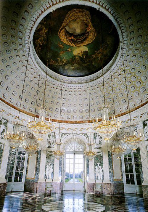 Schloss Benrath  interior  architecture  germany  düsseldorf
