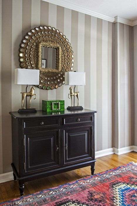 Best 25 Striped Walls Ideas On Pinterest Striped Walls Bedroom Striped Wall Paints And Black