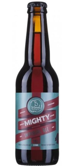 8 Wired Mighty Imperial Ale: American Pale Ale from NZ - http://www.beerz.co.nz/beers-in-new-zealand/8-wired-mighty-imperial-ale-american-pale-ale-from-nz/ #beer #nzbeer #beernz #NewZealand