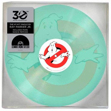 'Ghostbusters' theme tune to be re-released on glow-in-the-dark vinyl for Record Store Day | News | NME.COM