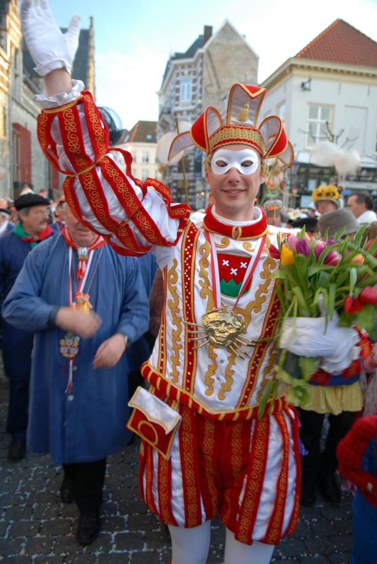 Prins Nilles III, Vastenavend, Bergen op Zoom