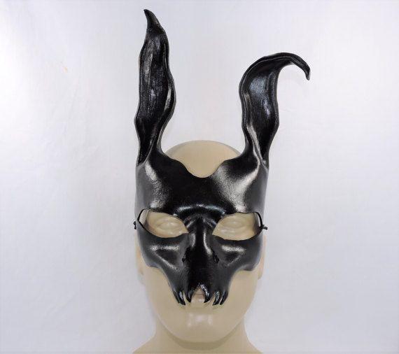Bunny Mask Black Frank Donnie Darko Inspired