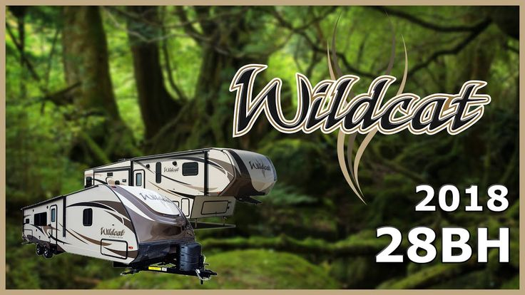 2018 Forest River Wildcat Ultra Lite 28BH Fifth Wheel RV For Sale Tradewinds RV Center Shop 2018 Wildcat Ultra Lite 28BH and check out our huge online selection now at http://ift.tt/2tQWWgs or call TradeWinds RV at 810-547-5965!   The 2018 Wildcat Ultra Lite 28BH fifth wheel means no family adventure is off limits!   This lightweight rig features two-toned ivory high-gloss gel-coated fiberglass sidewalls and is constructed with AlumaCat welded aluminum construction.    The 28BH runs 50 amp…