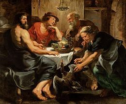 Xenia was the ancient Greeks concept of hospitality. Xenia was very important to Zeus.