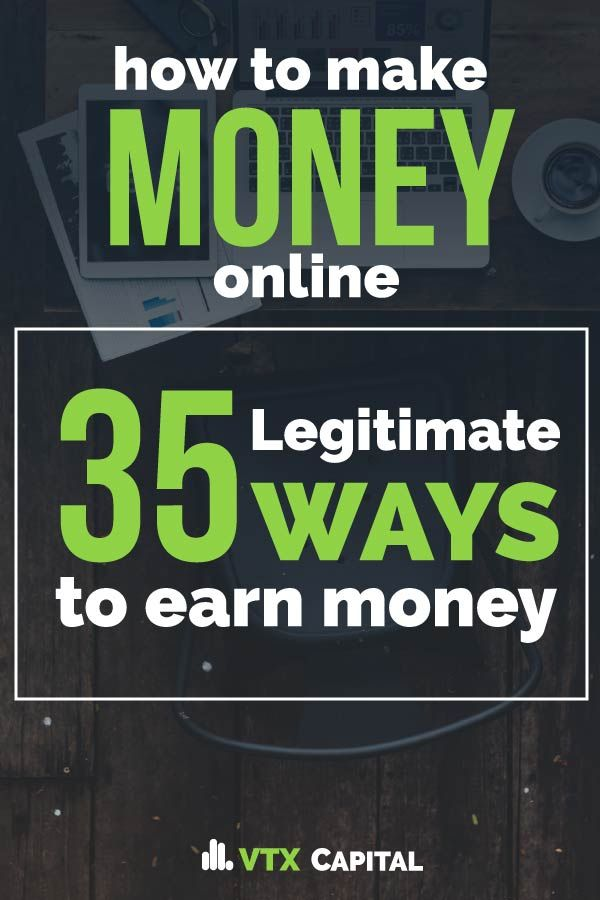 19 Clever Ways to Make Money Online Make Money from Home