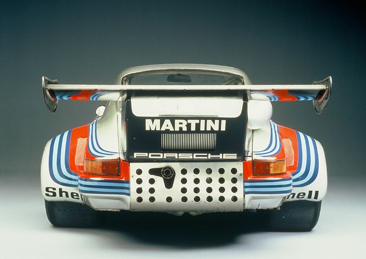 1974 Porsche 911 Turbo RSR - Where it all began for turbo Porsche production cars. The groundbreaking '74 Turbo RSR was the beginning of a special period in Group 5 for Porsche. 750kg, 500hp.