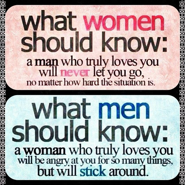 Things Women Should Know 2