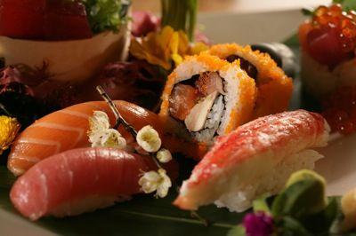 Sushi at Sushi Roku in Scottsdale, AZ