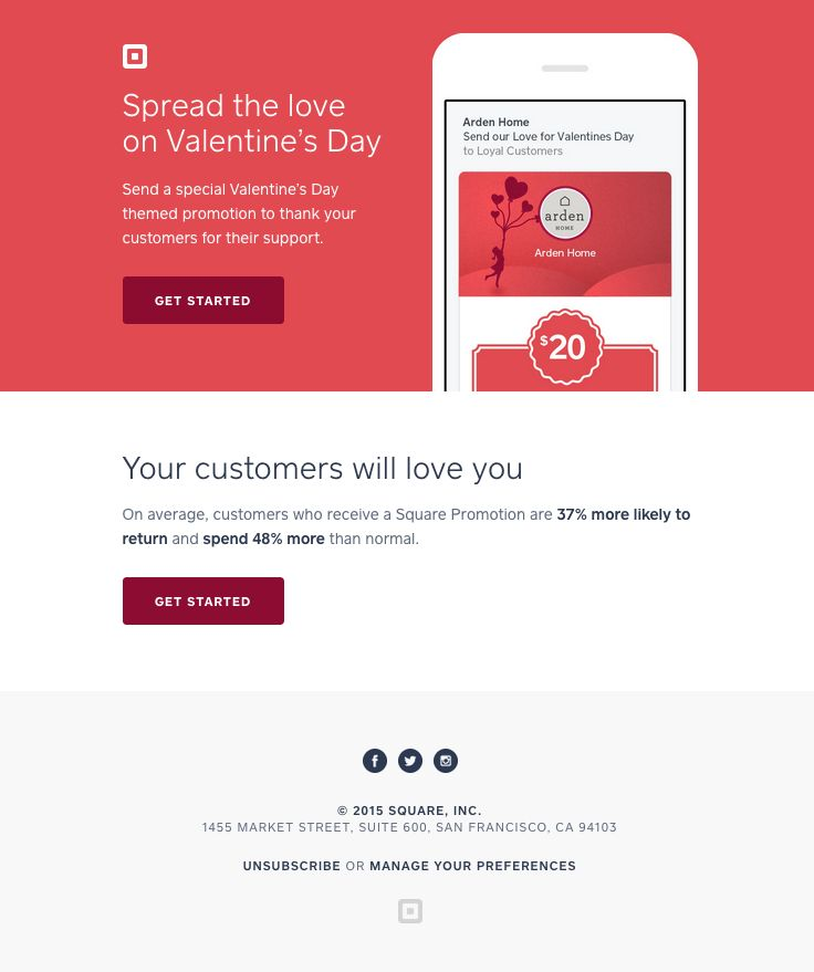 93 best Announcement Emails images on Pinterest | Email design ...