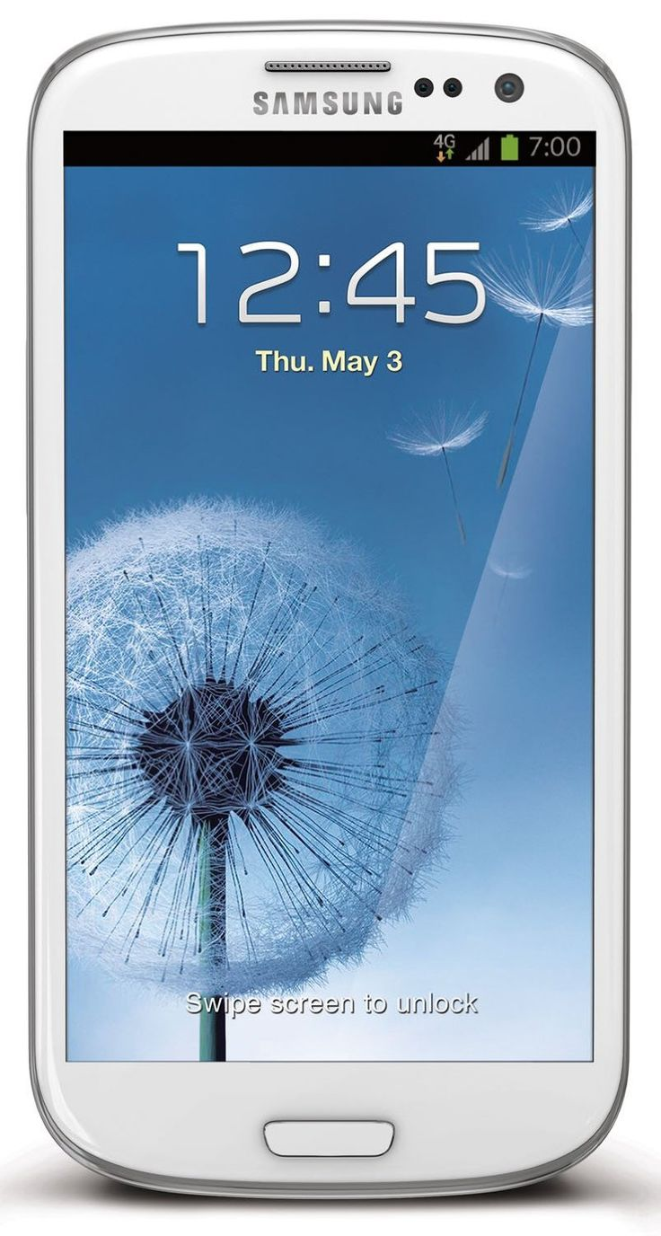 Samsung Galaxy S III / SGH-i747 GSM Unlocked 16GB - No Warranty - White Price:$269.99 & FREE Shipping.  You Save:$429.96 (61%)