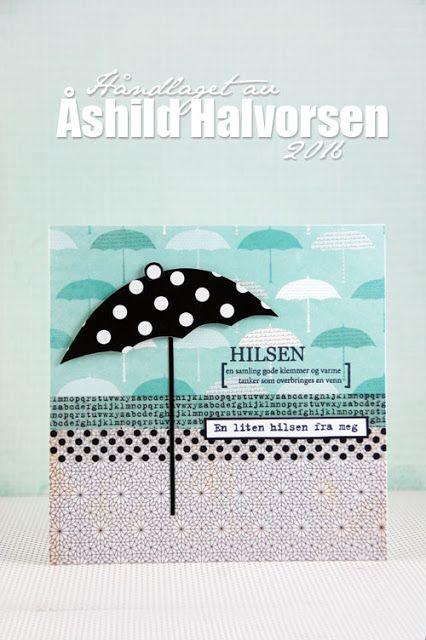 ♥ kreativt uttrykk ♥: Singing in the rain
