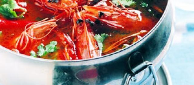 Блюда из креветок. Рецепты приготовления креветок