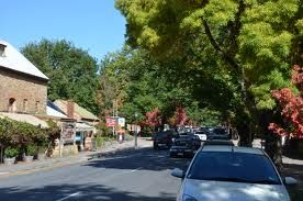Hahndorf in the Adelaide Hills of South Australia