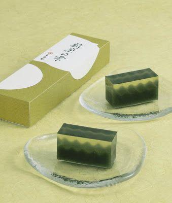 """Japanese Sweets, """"wagashi"""", Toraya"""