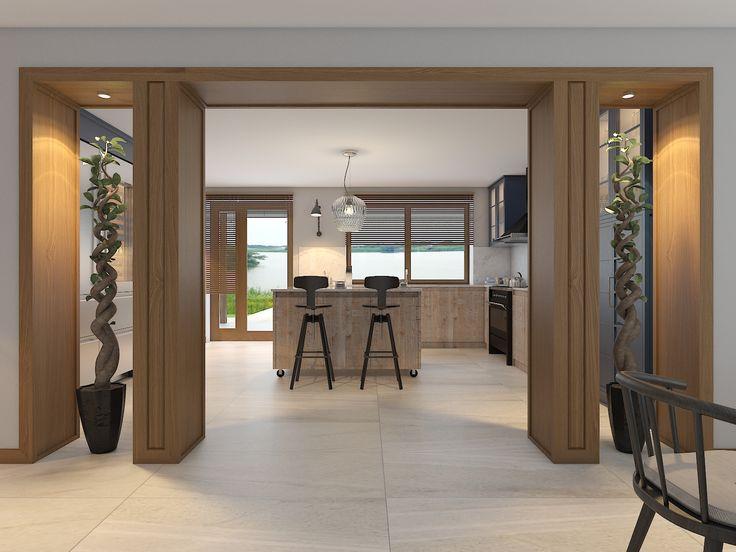 Дизайн интерьера разработан архитектором Дианой Лободюк. Предметы мебели, декора, интерьера и света выбраны от известных итальянских фабрик.