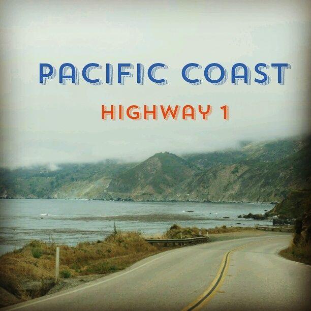 3ème épisode direction la Route 1 sur la côte Pacifique des Etats Unis entre Los Angeles et San Francisco