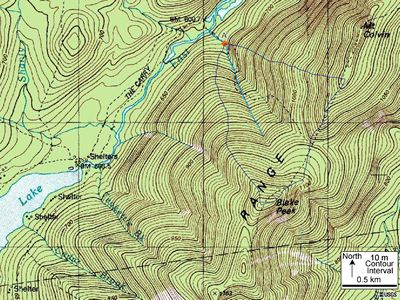 Best  Usgs Topographic Maps Ideas On Pinterest Scout Zombie - Us elevation map google