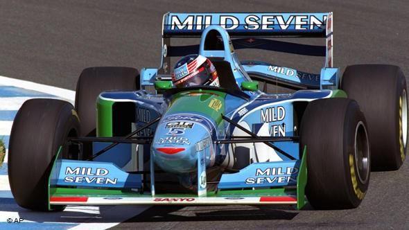 Michael Schumacher - Benetton Ford - 1994