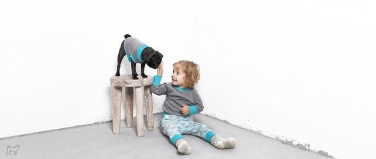 Lulu and the Pug | Autum/Winter 2013