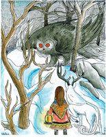 este es mi primer dibujo echo en acuarela