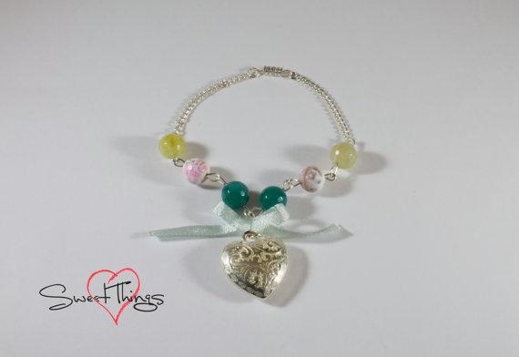 Sweet Bracelet di SweetThingsFimo su Etsy, €8.00