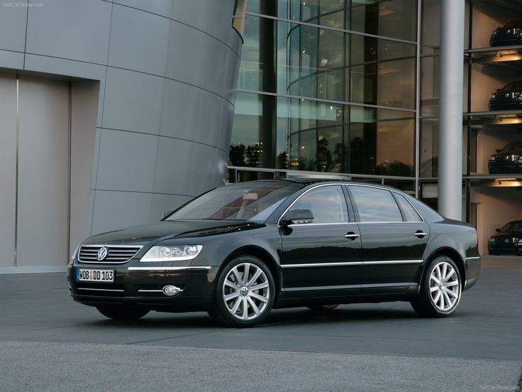 Quite possibly the most beautiful car ever!!  First Gen VW Phaeton