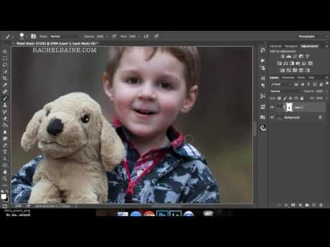 Making fake blur in photoshop  Fake Blur – Rachel Baine Photography