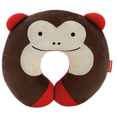 Buy Skip Hop Travel Neck Rest, Monkey Online at johnlewis.com