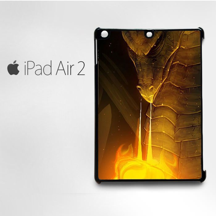 THe Hobbit Dragon character for custom case iPad 2/iPad 3/iPad 4/iPad Mini 2/iPad Mini 3/iPad Mini 4/iPad Air1/iPad Air 2