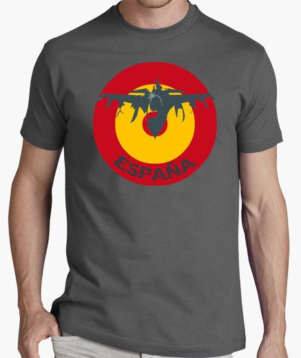 Camiseta España Avión - nº 532594 - Camisetas latostadora