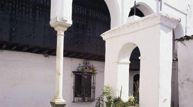 Convento de Santa Clara de Zafra © Turespaña
