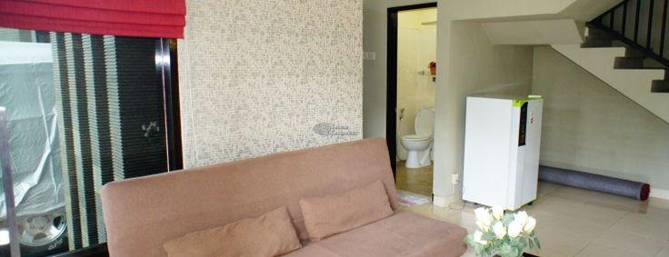 Bali Accomodation 3 Bedroom to rent.  Price: Rp. 88,000,000 / year  (USD 7,376 $ : Rates on 16 Sep 2014) #BaliRadarVilla