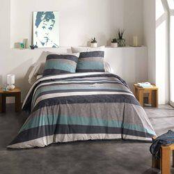 50 best linge de lit images on pinterest comforters duvet covers and bedding. Black Bedroom Furniture Sets. Home Design Ideas