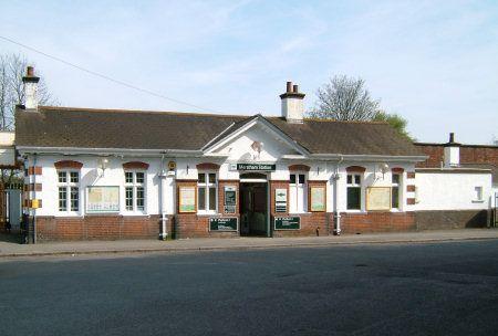Merstham Station
