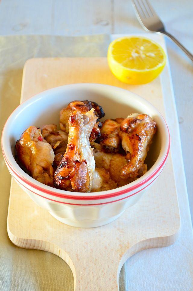 Mexicaanse kip kluifjes uit de oven