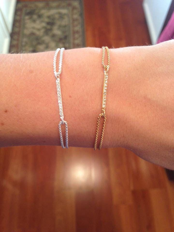 Wishing Bracelets Pave Silver Pave Gold Stelladot Www Stelladot