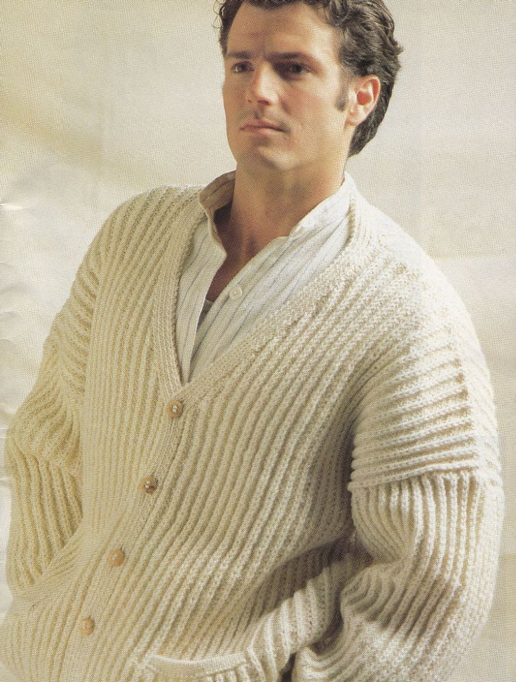 Easy Aran Cardigan Knitting Pattern : 113 best Plain and Simple Vintage Knitting Patterns images ...