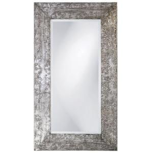 Bright Silver Filagree Framed Mirror 1980 At The Home Depot