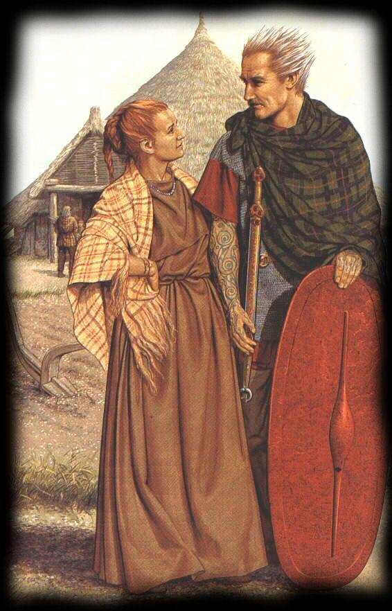 Keltische vrouwen,Celtic women