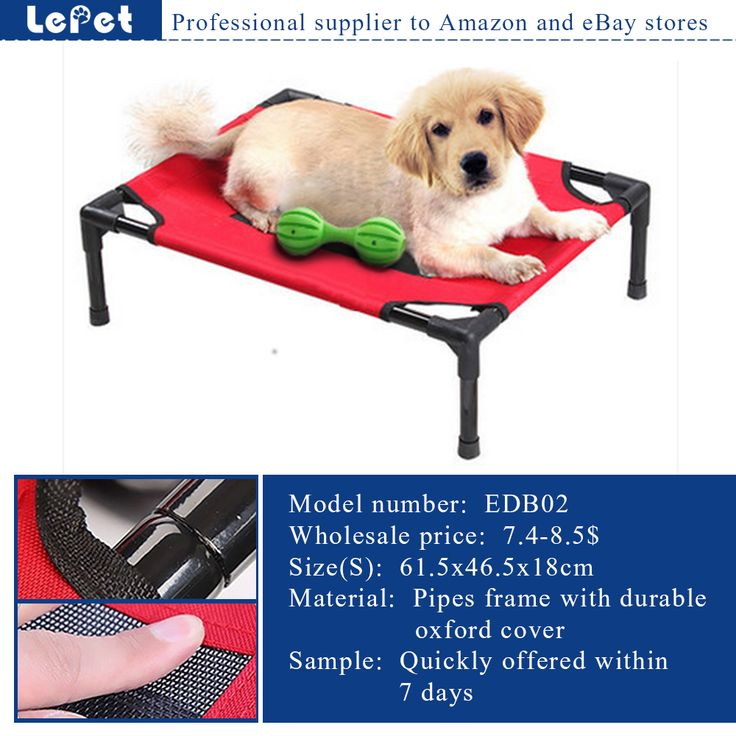 outdoor foldable raised dog bed orthopedic dog bed pet cot waterproof dog bed http