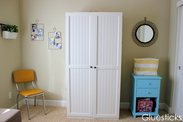 """""""Our New Office & Craft Room"""" #furniture #painting #craftroom #inspiration"""