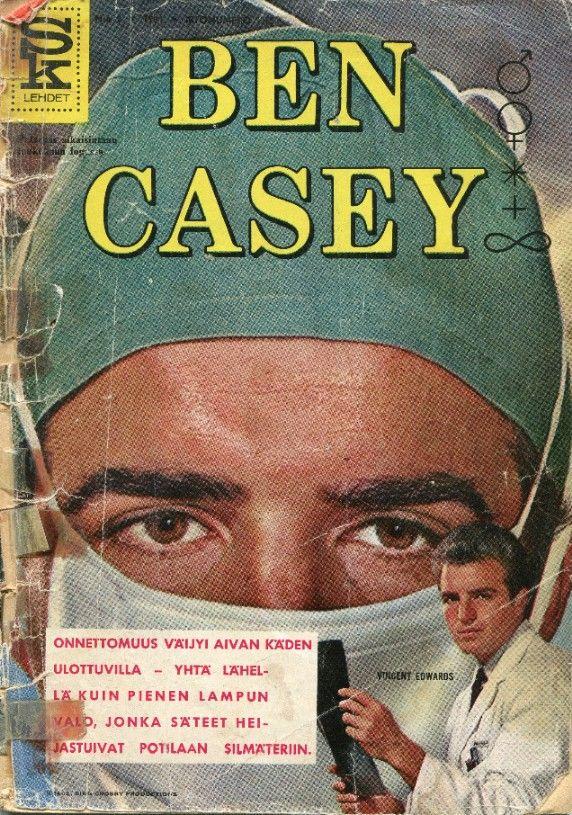 Ben Casey 1964 2