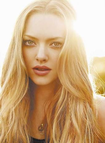 Amanda Seyfried. such intriguing features!