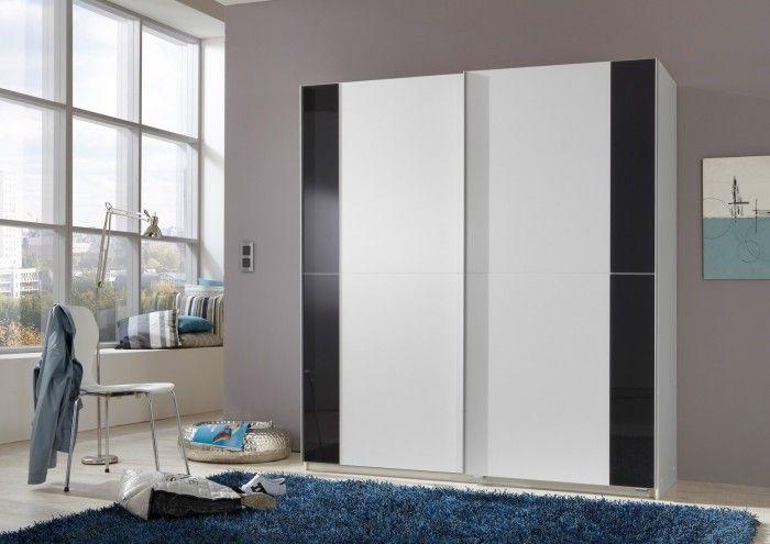 Šatní skříň Avenue zaujme na první pohled svým moderním designem. Nabízí velké množství praktického úložného prostoru, který vám zajistí, že do ní uložíte...