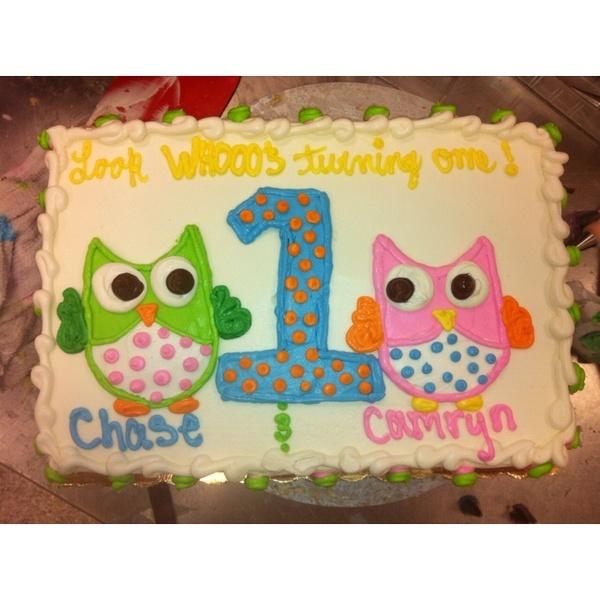 First Birthday Cake Ideas For Twins 66252 Pin Twins Birthd