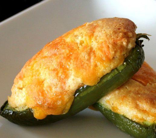 Jalapeno Cornbread Poppers | Easy Cookbook Recipes